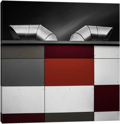 Mondrisio Canvas Print #OXM436