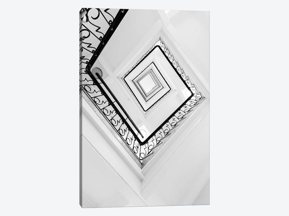 Squares by Olavo Azevedo 1-piece Canvas Art Print
