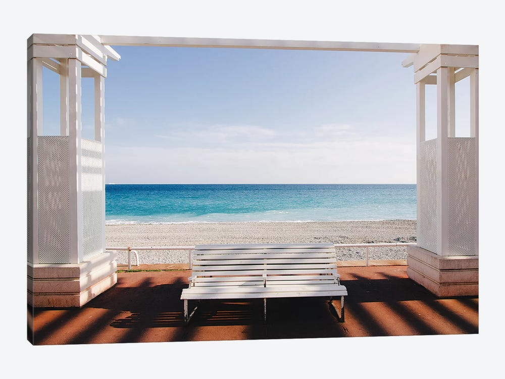 Window to the Sea by Paco Palazon 1-piece Canvas Art