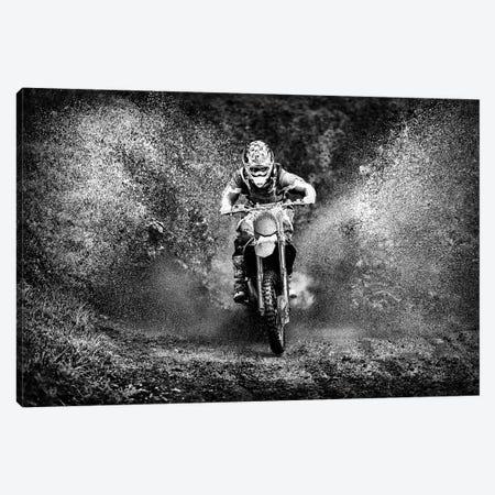 Motoring Canvas Print #OXM4409} by Paul GS Canvas Art