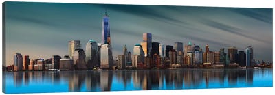 New York World Trade Center Canvas Art Print