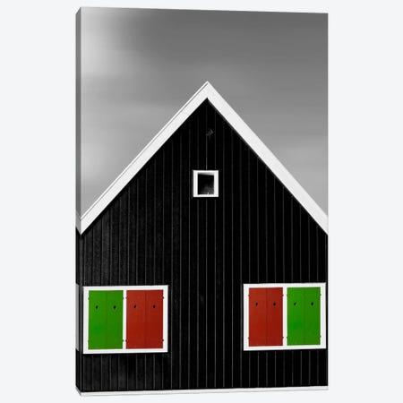 Closed Canvas Print #OXM448} by Bastian Kienitz Canvas Artwork