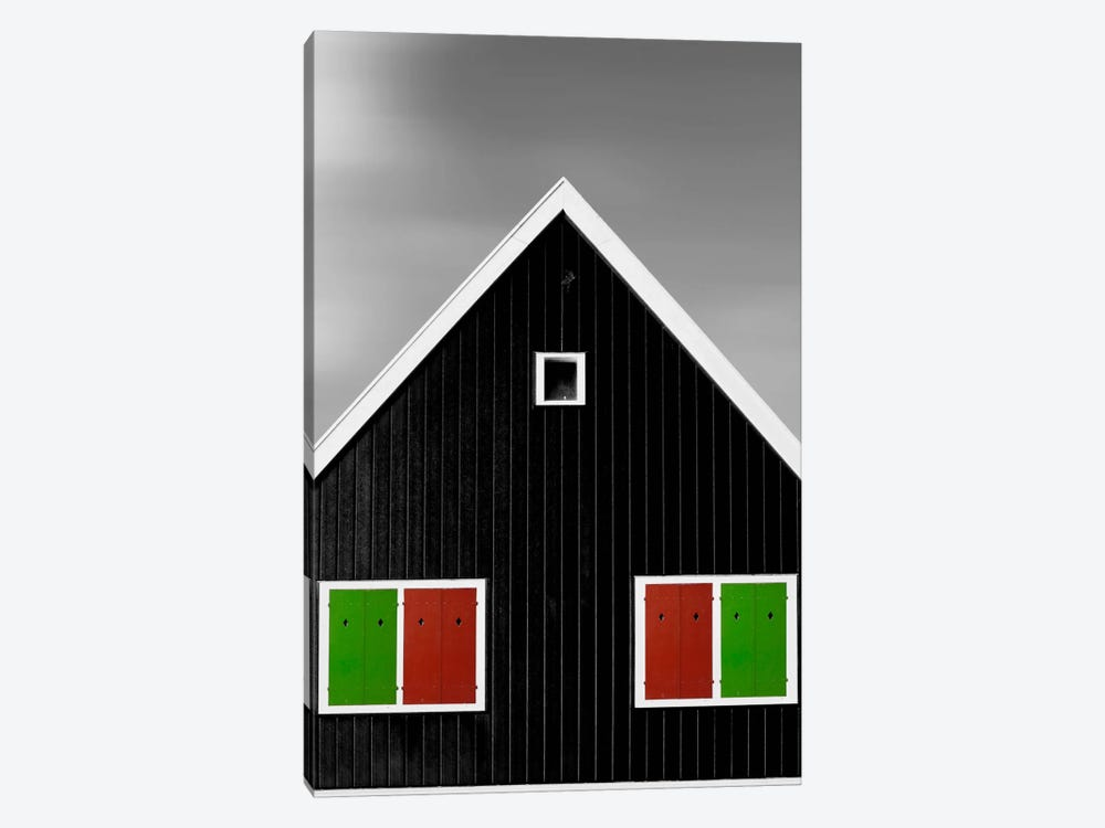 Closed 1-piece Canvas Artwork