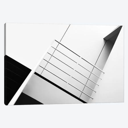 Welcome To The 3rd Floor Canvas Print #OXM44} by Jeroen van de Wiel Canvas Artwork