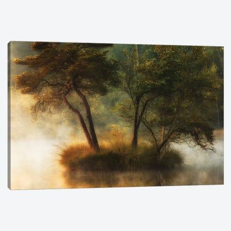 Lonely Island Canvas Print #OXM4530} by Anton van Dongen Canvas Wall Art