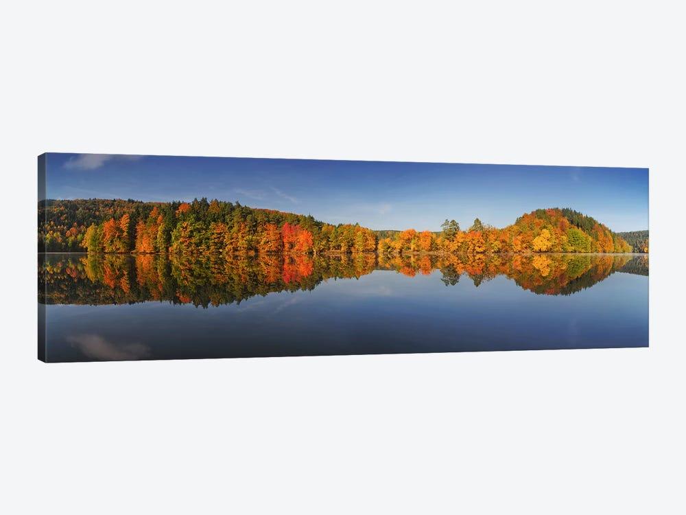 Autumn by Burger Jochen 1-piece Canvas Art Print