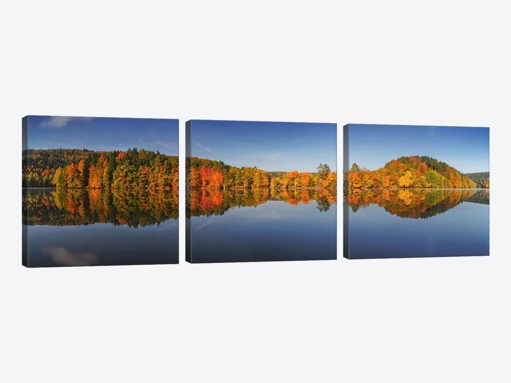 Autumn by Burger Jochen 3-piece Art Print