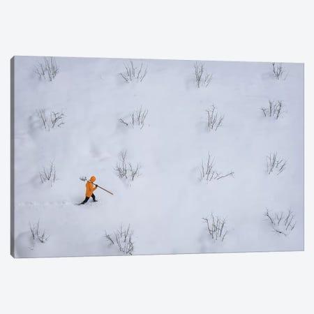 The Protector Canvas Print #OXM4564} by Niyazi Gürgen Canvas Wall Art