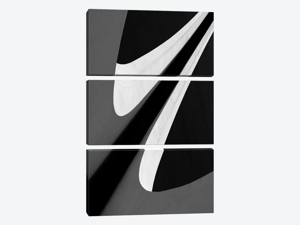 Built To Last by Paulo Abrantes 3-piece Canvas Art Print