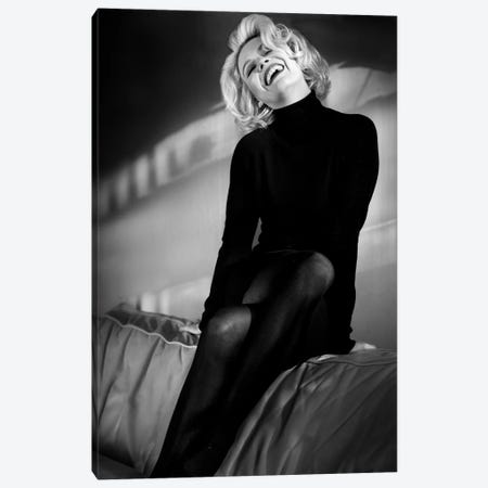 My Day With Marilyn .... Canvas Print #OXM4574} by Peter Müller Photography Art Print