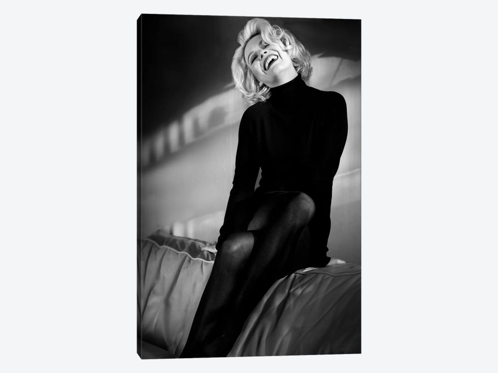 My Day With Marilyn .... by Peter Müller Photography 1-piece Canvas Wall Art