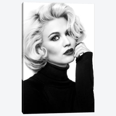 My Day With Marilyn... 3-Piece Canvas #OXM4575} by Peter Müller Photography Art Print