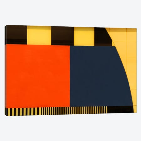 NOS Testscreen III Canvas Print #OXM458} by Huib Limberg Canvas Print
