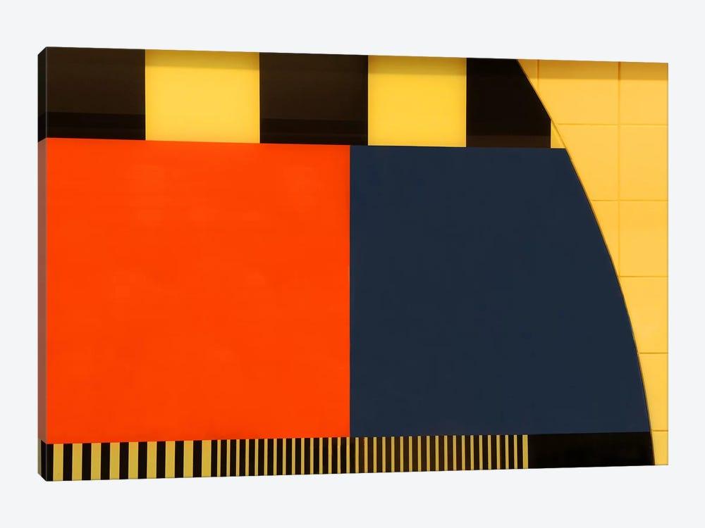 NOS Testscreen III by Huib Limberg 1-piece Art Print