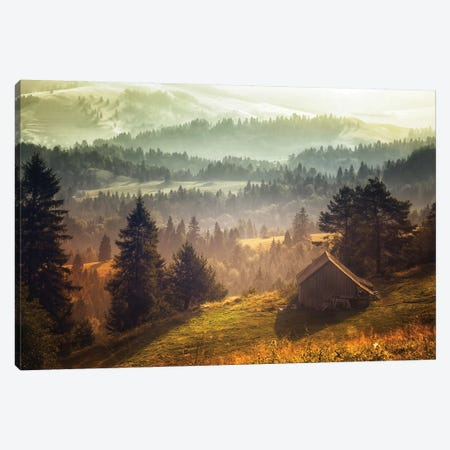 Untitled 3-Piece Canvas #OXM4617} by Stanislav Hricko Canvas Wall Art