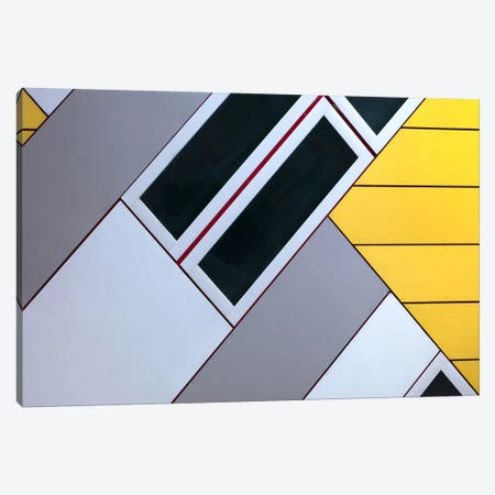 House Of Cubes Canvas Print #OXM461} by Jeroen van de Wiel Canvas Wall Art