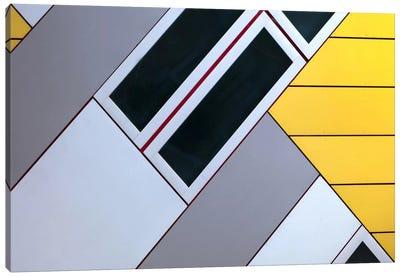 House Of Cubes Canvas Art Print