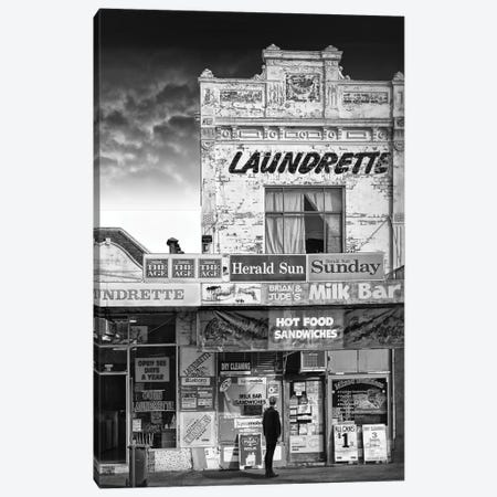 Mixed Business Canvas Print #OXM4621} by Adrian Donoghue Canvas Art