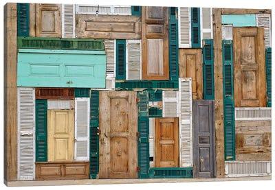 The Doors Canvas Art Print