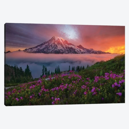 A Moment In Time Canvas Print #OXM4644} by Chris Moore Canvas Print