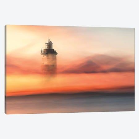Lost At Sea Canvas Print #OXM4681} by Gustav Davidsson Canvas Artwork