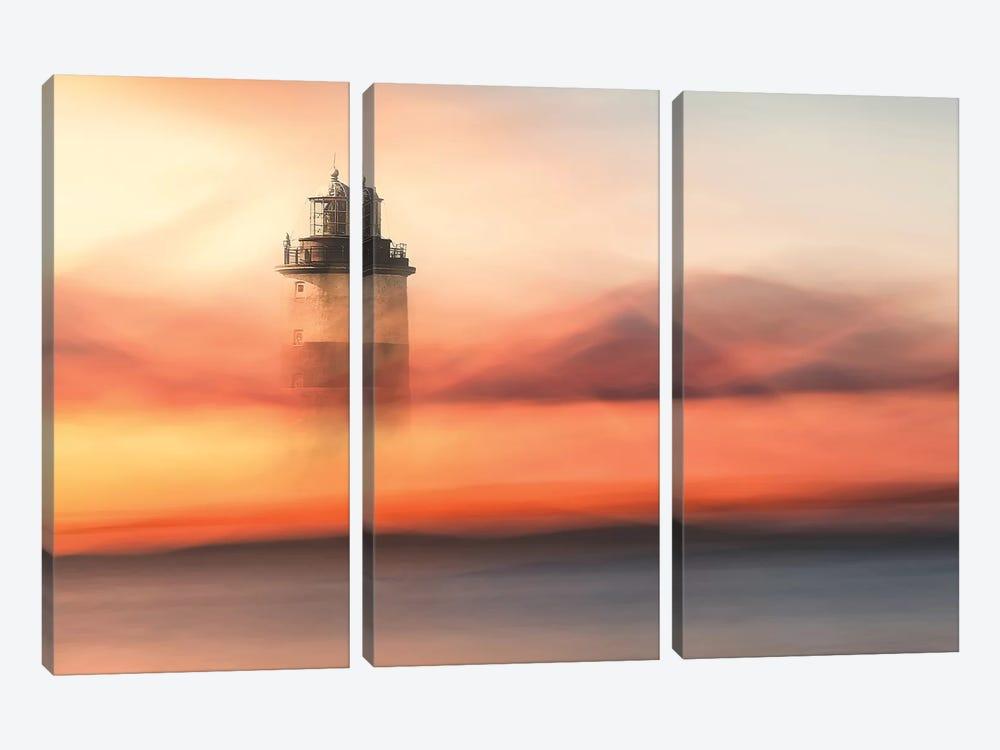 Lost At Sea by Gustav Davidsson 3-piece Canvas Art