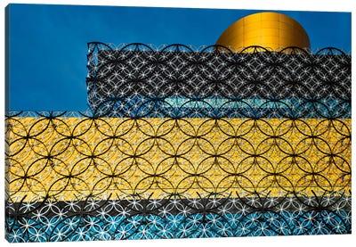 Intricate Links Canvas Print #OXM469