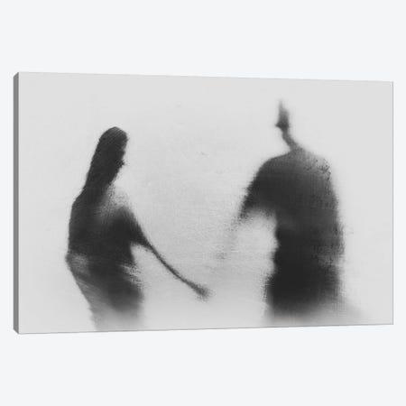 Memories In Love Canvas Print #OXM4700} by Jay Satriani Art Print