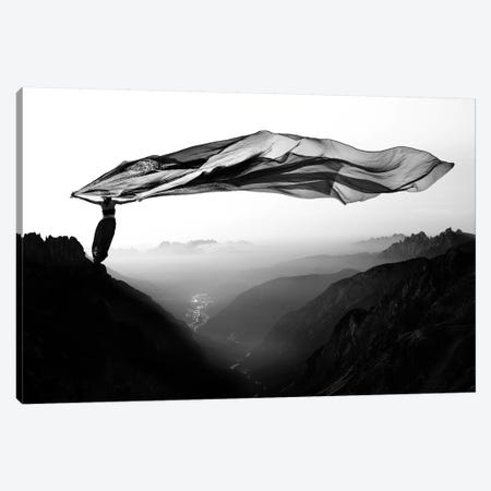 Free As The Wind Canvas Print #OXM4751} by Patrick Odorizzi Canvas Artwork