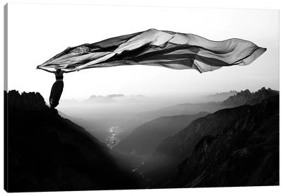 Free As The Wind Canvas Art Print