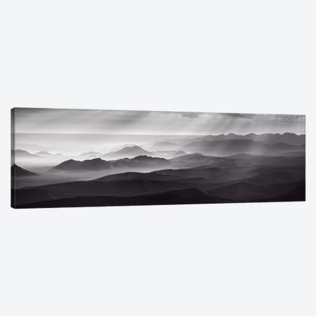 Namib Desert By Air Canvas Print #OXM4766} by Richard Guijt Canvas Artwork
