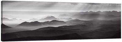 Namib Desert By Air Canvas Art Print