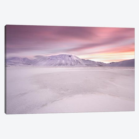 Sibillini National Park - Sunrise Canvas Print #OXM4775} by Roberto Marchegiani Canvas Art Print
