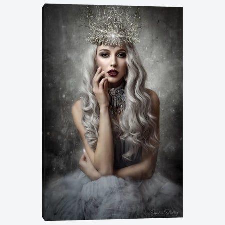 Ice Princess Canvas Print #OXM4805} by Siegart Canvas Art Print