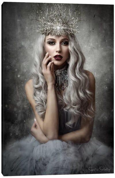 Ice Princess Canvas Art Print