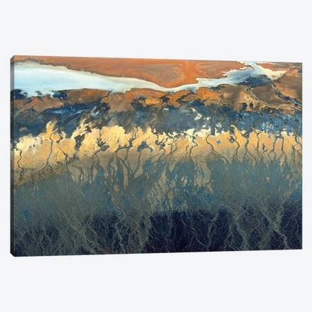 California Aerial Canvas Print #OXM4818} by Tanja Ghirardini Canvas Art Print