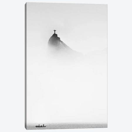 Cristo In The Mist Canvas Print #OXM4831} by Trevor Cole Art Print