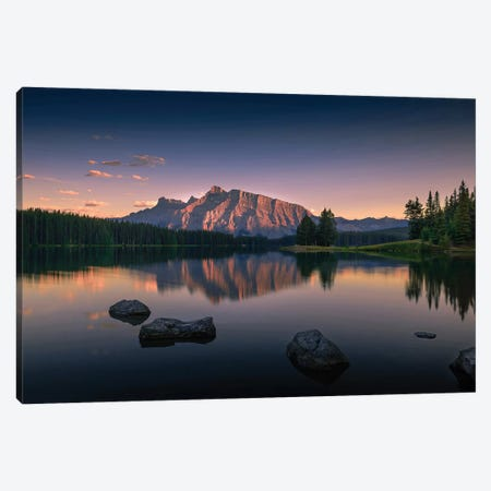 Serenity Canvas Print #OXM4842} by Wei Dai Canvas Wall Art