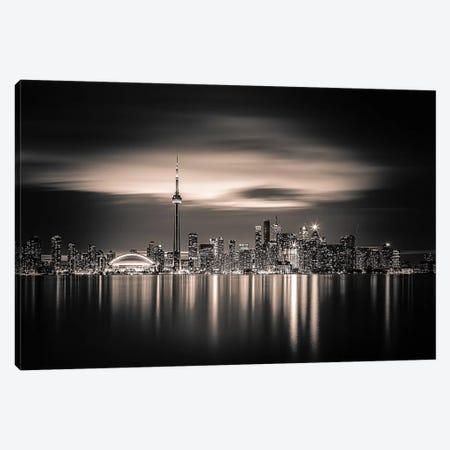Toronto Canvas Print #OXM4849} by Yoann Canvas Artwork
