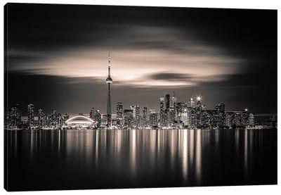 Toronto Canvas Art Print
