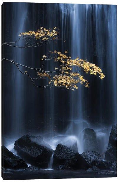 Yellow Autumn Canvas Art Print