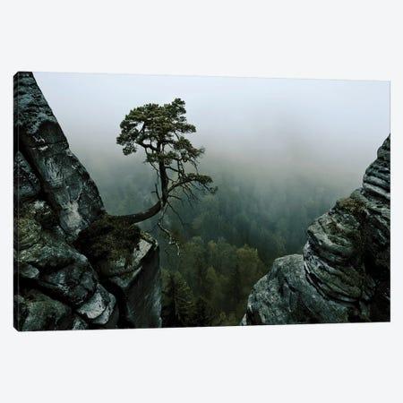 Cliffhanger Canvas Print #OXM4869} by Andreas Schott Canvas Art