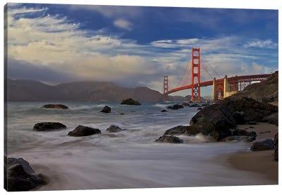 Golden Gate Bridge Canvas Art Print