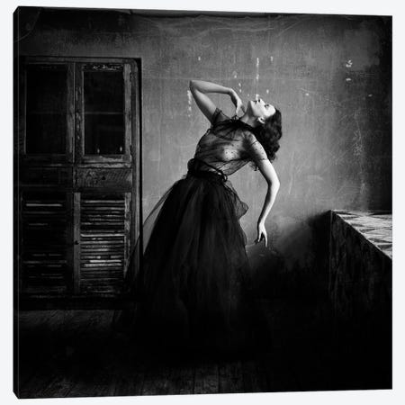 Olya Canvas Print #OXM4940} by Mike Darzi Canvas Art Print