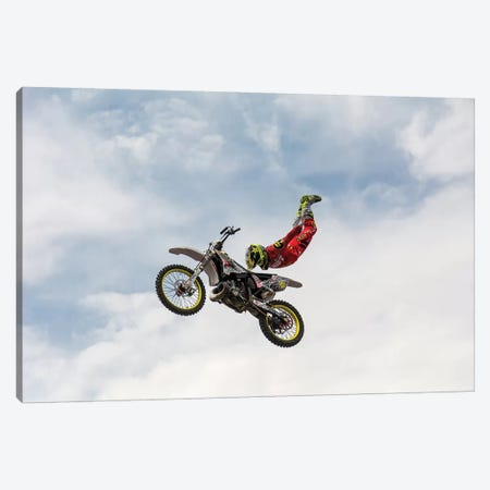 No Hands Superflyer Canvas Print #OXM4941} by Mircea Vlasceanu Canvas Print