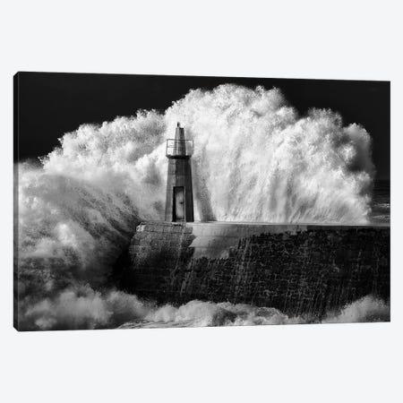 The Lighthouse Canvas Print #OXM4971} by Alejandro Garcia Bernardo Canvas Wall Art