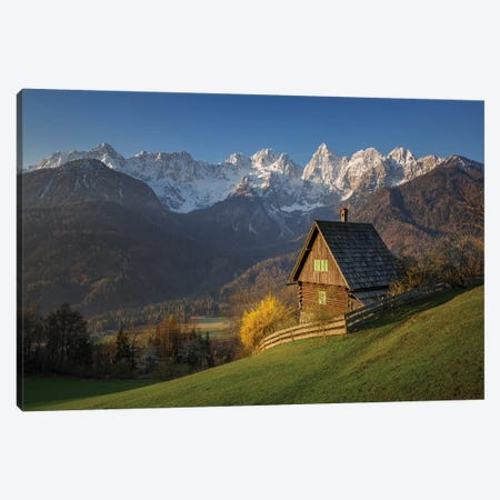 Idyllic Scenery Canvas Print #OXM4978} by Ales Krivec Canvas Art