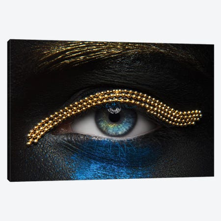 Macro Beauty Canvas Print #OXM4985} by Alex Malikov Canvas Artwork