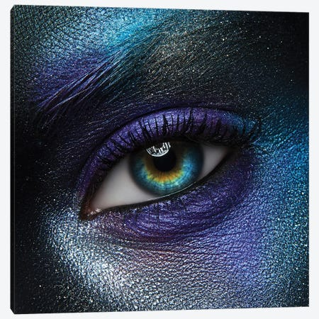 Macro Beauty Canvas Print #OXM4986} by Alex Malikov Canvas Art