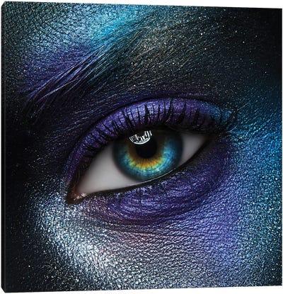 Macro Beauty Canvas Art Print